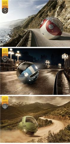 一大波汽车广告创意,助你安全出行过大年   TOPYS   全球顶尖创意分享平台 OPEN YOUR MIND   作品