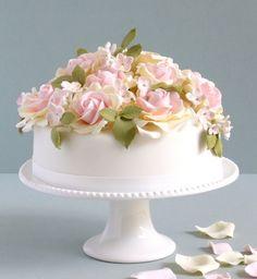 Summer Garden Cake