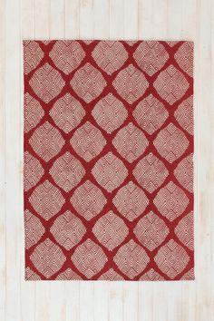 DR: 5x7 $89 -Magical Thinking Diamond Tile Rug