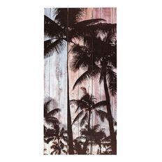 Living & Co MDF Art Palms 30cm x 60cm