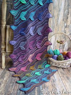 Ravelry: Snood Forest witch pattern by Svetlana Gordon