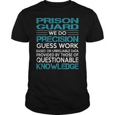 Awesome Tee For Prison Guard - #polo shirt #sweater women. ACT QUICKLY => https://www.sunfrog.com/LifeStyle/Awesome-Tee-For-Prison-Guard-100256571-Black-Guys.html?68278