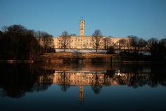 University of Nottingham, Trent Building