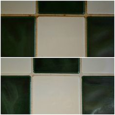 #Before and After Tile Steam Cleaning