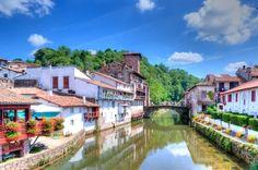 Saint-Jean-Pied-de-Port et Roncevaux