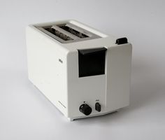 Braun 4102 Toaster  1984 Ludwig Littmann