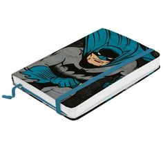 CADERNETA BATMAN – DC COMICS