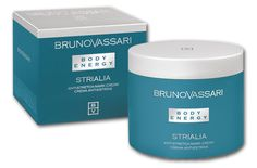 Bruno Vassari-Strialia CREMA ANTIESTRÍAS Sobre la base de silicio orgánico, que fortalece y re-estructuras las fibras de tejido conectivo, colágeno y elastina. Aceite de germen de trigo mejora la plasticidad de la piel.