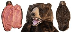 Go Bear in the Wilderness: Sleeping Bear Bag