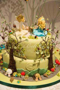Woodland Themed 21st Cake - Cake by EBella