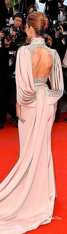 #Cheryl #Fernandez-Versini in SS15 Ralph & Russo ♔ #Cannes Film Festival 2015 Red Carpet ♔ Très Haute Diva ♔
