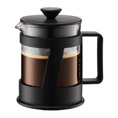 Bodum Crema 4Cup French Press Coffee Maker 17Ounce -- Be sure to check out this awesome product.-It is an affiliate link to Amazon. #CoffeeMachine