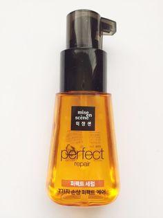 Amore Pacific Mise En Scene Hair Perfect Repair Serum Original for Dry Hair 70ml #AmorePacific