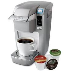 Keurig Mini Brewer, Just got this the other day, I AM IN LOVE WITH IT!!!