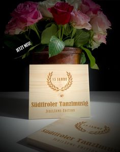Südtiroler Tanzlmusig | 15 Jahre | Jubiläums-Edition Lps, Saints, Place Cards, Place Card Holders, 15 Years, Projects