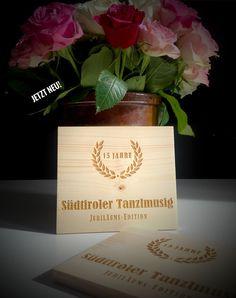 Südtiroler Tanzlmusig | 15 Jahre | Jubiläums-Edition Lps, Place Cards, Saints, Place Card Holders, 15 Anos, Projects