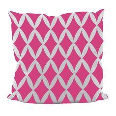 E By Design Geometric Decorative Pillow   AllModern