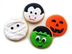Sorteo de galletas para Halloween de Kukis Fiesta: ¡son terroríficas!