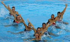 synchro swimming line pattern changes Synchronized Swimming, Line Patterns, Water Sports, Olympics, Places To Visit, Change, Group Photos, Life, Google Search