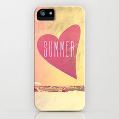 Summer Love iPhone & iPod Case by M Studio