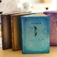 The Vampire Diaries Notebook Gift diary Note Book Agenda planner Material escolar caderno Office stationery supplies GT090