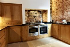 #handmade kitchens | oak kitchen by Vale Designs