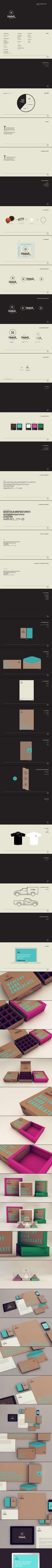 brand book http://www.behance.net/gallery/Hnina-Healthy-Chocolates-Directors-cut/6532085