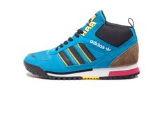Adidas ZX TR Mid - TURQUIOSE/BLACK