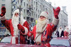 Ded Moroz, the Russian Santa - Russia's Santa Claus