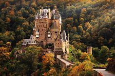 Burg Eltz Wierschem (Rheinland-Pfalz)