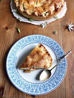 Apple pie en busca del piropo perdido - Hierbas y especias Apple Pie, Ethnic Recipes, Food, Food Recipes, Spices And Herbs, Lost, You Lost Me, Meal, Eten