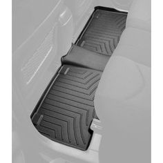 WeatherTech Rear FloorLiner for Select Audi A8 Quattro Model - Black