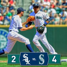 Austin Jackson drives in all four runs, #Mariners take 3 of 4 from #WhiteSox. 8/10/14