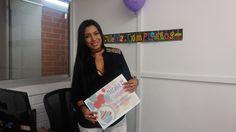 ESCOLME le desea un Feliz Cumpleaños a nuestra Promotora Institucional Natalia Moreno ¡Felicitaciones en su día!