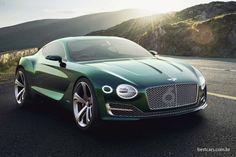 Bentley EXP 10 Speed 6 propõe esportivo dois-lugares +http://brml.co/18IcPrQ