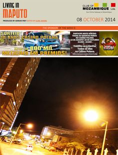 Download the latest edition of Living in Maputo @ http://bit.ly/lm172