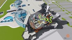 Phase 1 of Poland's Largest Amusement Park to Debut with Indoor Aqua Park
