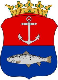 Municipality of Kemi, Finland, Area Km²) Family Shield, City Logo, Family Crest, Coat Of Arms, Nostalgia, Flag, Symbols, Genealogy, Finland