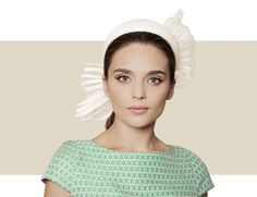 LAVETTO - This Hat Is So Jackie O! The Lavetto Is An Ivory Parasisal Straw 3de2aae7af64