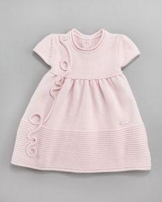 Tricot Knit Dress by Baby Dior at Bergdorf Goodman. Nooooooo!! Incredibleeeeee!