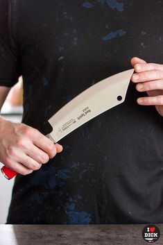 Kuchařský nůž AJAX ze série Red Spirit
