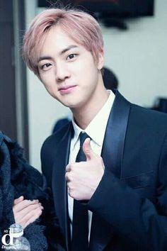 """Jin - BTS, Bastidores do """"Korean Popular Culture and Arts Award Jungkook Jeon, Bts Jin, Bts Bangtan Boy, Taehyung, Bts Boys, Namjin, K Pop, Seokjin, Kdrama"""