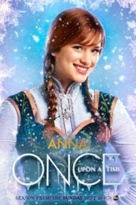 """Anna costume """"Once Upon A Time"""""""