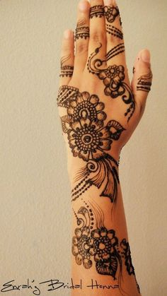 henna designs | Mehndi Designs for hands: Mehndi designes