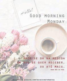 Good Morning Monday!