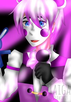 Funtime Freddy -FNaF SL- (human) by Taiga-Kira on DeviantArt