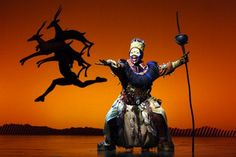 The Lion King Musical - 'Circle of life'