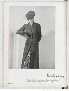 Vogue | 1938 | Gallica