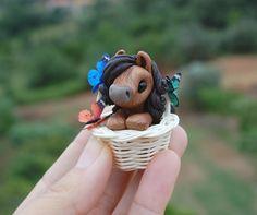 Almond - Tiny pony 2017