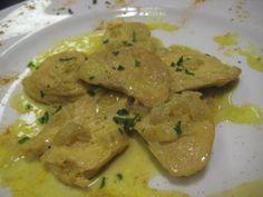En lugar de usar solo limón para aderezar unas pechugas de pollo, prueba con esta salsa que proponen desde el blog LA COCINA DE ZAIRA.